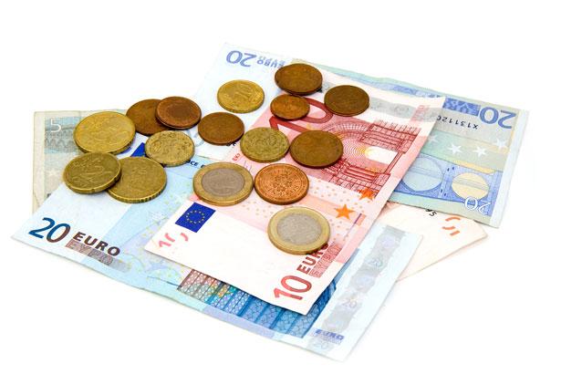 Geldwechsel für Unternehmen